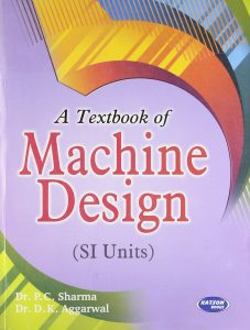 کتاب: A textbook of machine design